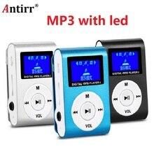 2019 Top SALE fashion Mini mp3 USB Clip MP3 Player