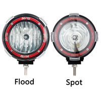 4 inch 35 W 55 W Okrągłe Lampy Ksenonowe Ukrył Praca Lekka 4x4 Jazdy miejsce Powódź Reflektory HID Offroad Reflektor Żarówka Mgła na Terenie Ciężarówka