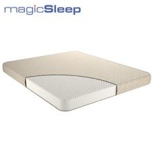 MAGIC SLEEP Беспружинный анатомический матрас UNO М.331 (высота 15 см) средней жесткости, Система MultiTouch оказывает легкий микромассажный эффект, способствует расслаблению, улучшает работу системы кровообращения