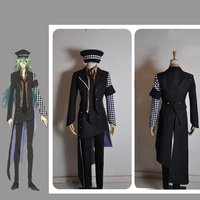 2017 Anime AMNESIA Cosplay Costumes Ukyo Men Uniforms Clothing Fancy Party Complete Full Set Hat For