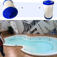 Swimming Pool SPA Pump Filter Cartridge Water Filter Cleaner Pool Accessories 243 x 150mm