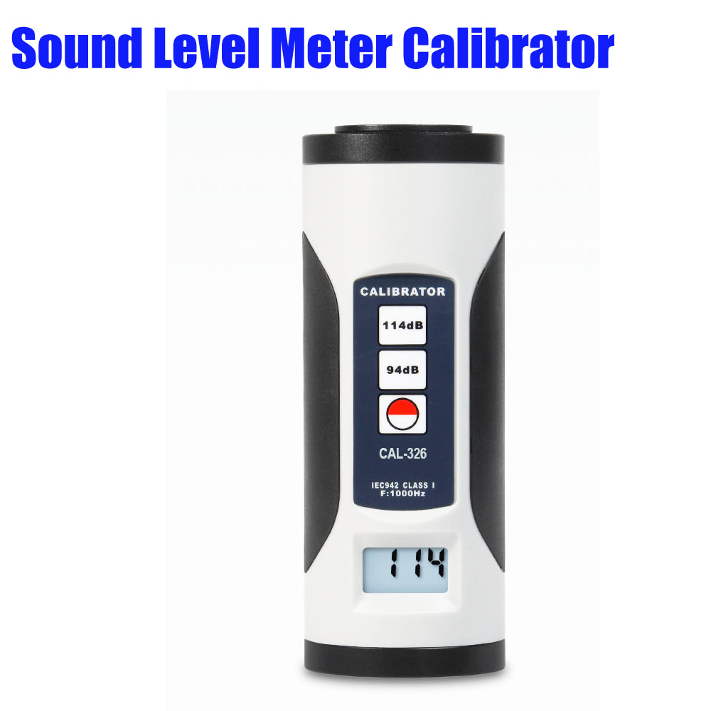 CAL-326 Sound Level Meter Calibrator ,Sound Pressure Level 94dB and 114dB