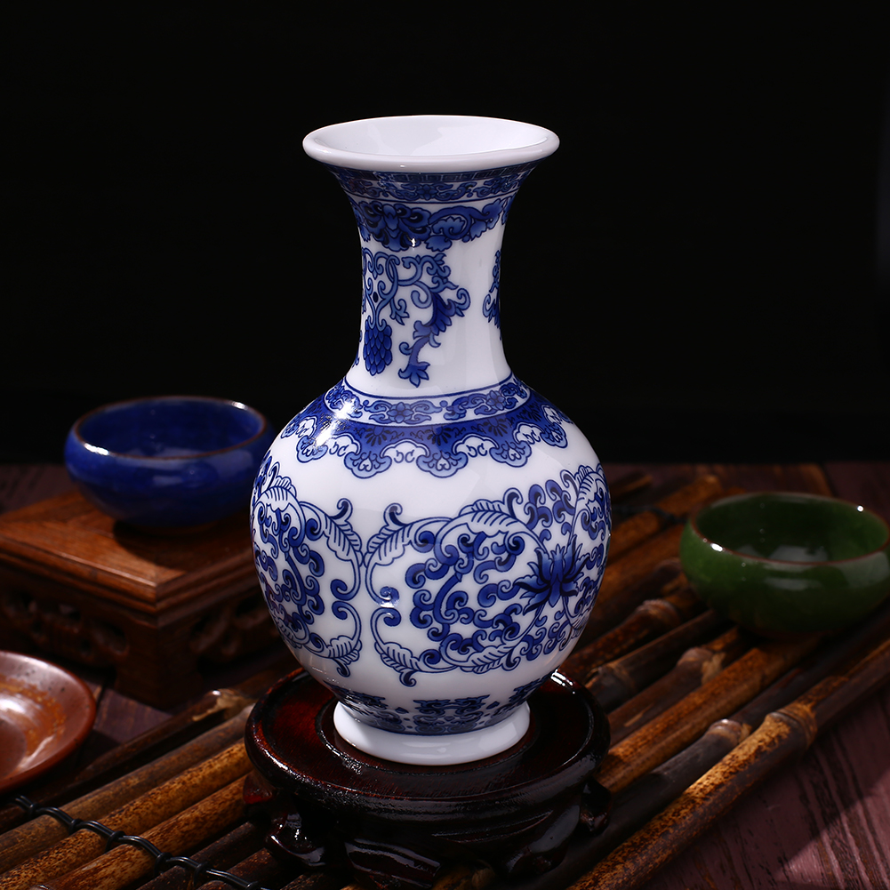 Buy chinese porcelain vases blue white and get free shipping on buy chinese porcelain vases blue white and get free shipping on aliexpress reviewsmspy