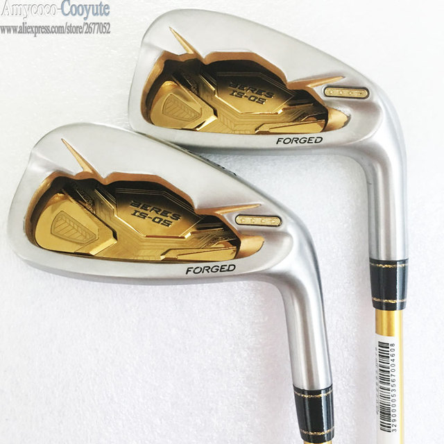New Cooyute Golf Clubs set HONMA S-05 4Star Golf Irons set 4-11.A.S Graphite Golf shaft and Clubs irons headcover Free shipping