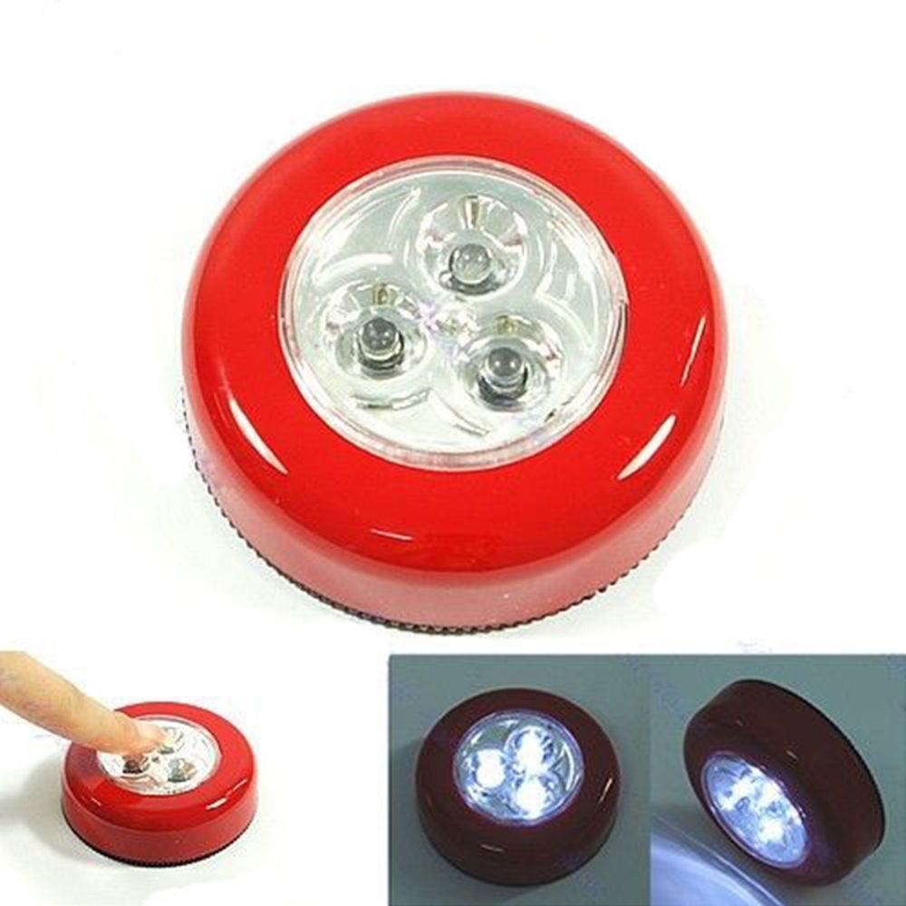 Novelty Kitchen Wall Stick Touch Emergency Light LED Lamp