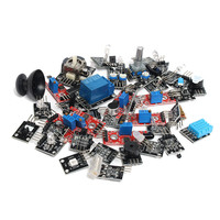Hot Sale 37 In 1 Bag Sensor Suite Module Electronic Building Blocks Modules Kit For ARDUINO