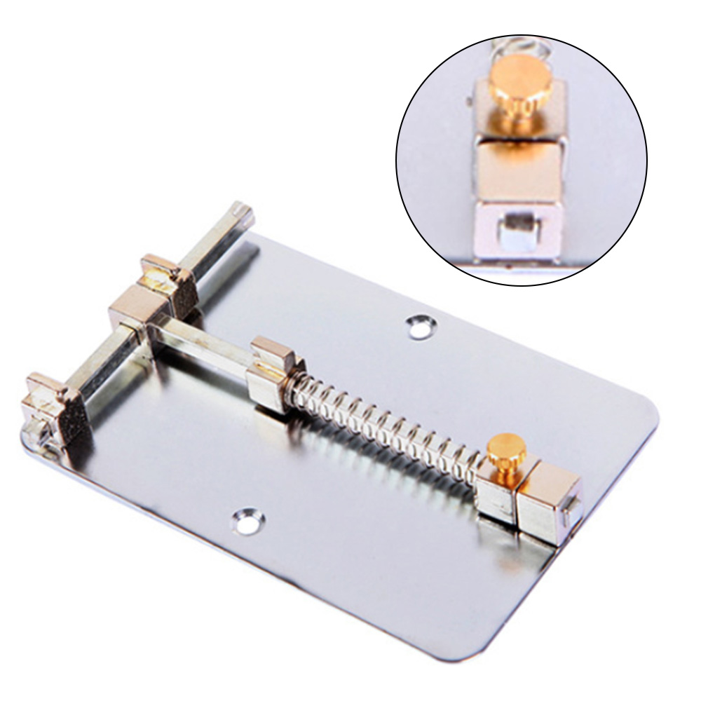 PCB Holder Jig Scraper For <font><b>Mobile</b></font> <font><b>Phone</b></font> Circuit <font><b>Board</b></font> <font><b>Repair</b></font> Clamp <font><b>Fixture</b></font> Stand Scraper Tools image