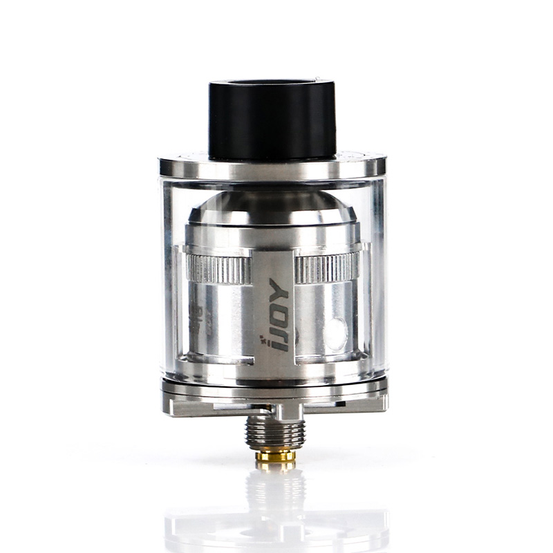 تخليص!!! IJOY Limitless SUB OHM Tank with 0.3ohm /0.6ohm Chip Coil 2ml E-juice Capacity Top Filling E-cig subohm Atomizer