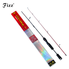 Exclusive Taiwan Technology 99% Carbon Fiber Lure Fishing Rod Lightweight 2 Section Pole 1.35 1.5 1.8 2.1 M