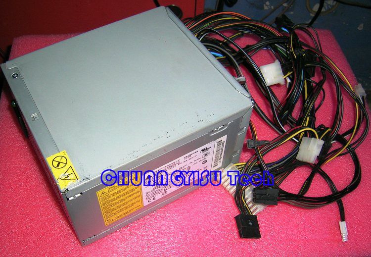 Free shipping CHUANGYISU for Z400 WorkStation Power Supply for 626322 001 626409 001 DPS 650LB B