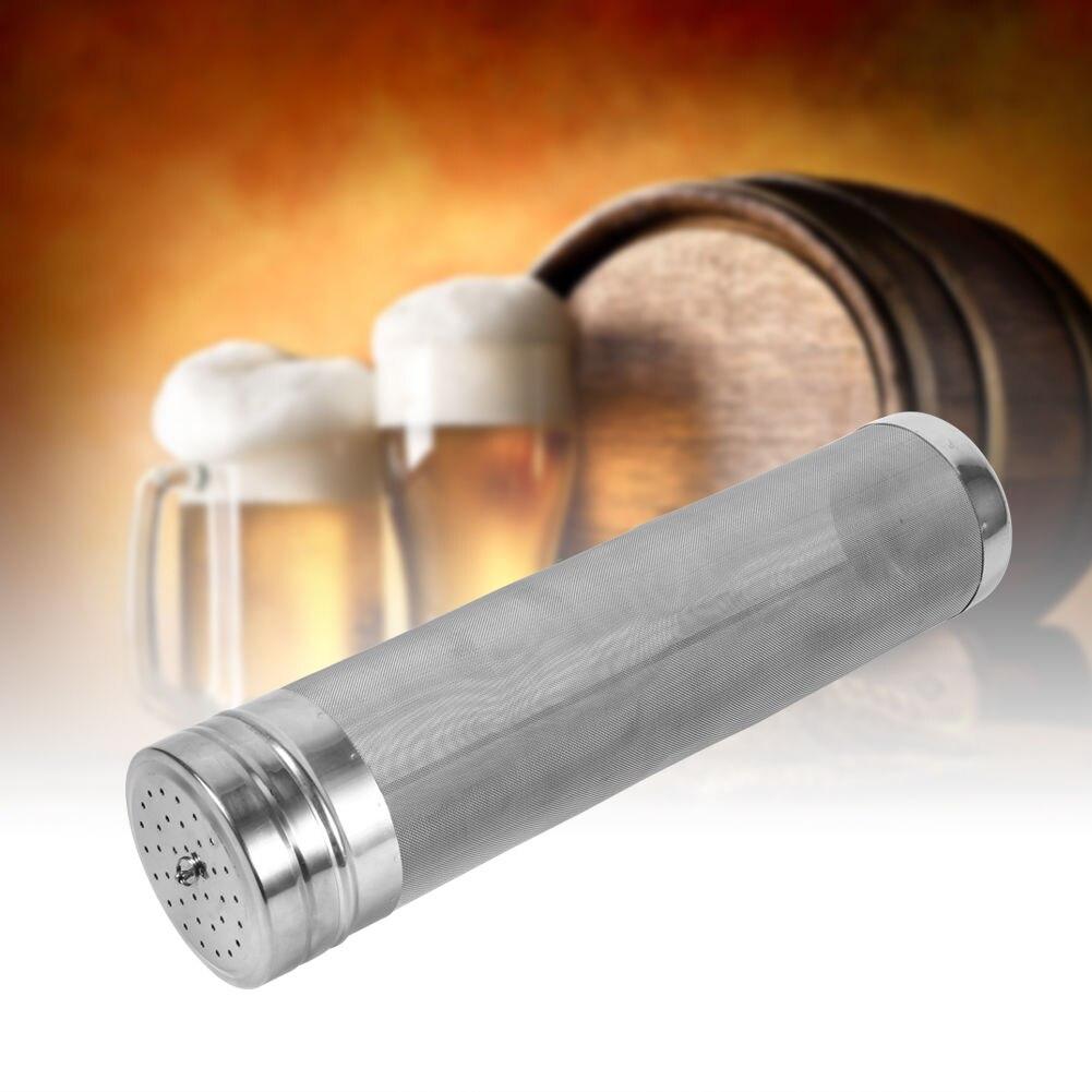 Stainless Filter Bag for Jelly Jams Wine Steel Beer & Wine Brewing Filter Hop Spider Homebrew Barrel Dry Hopper