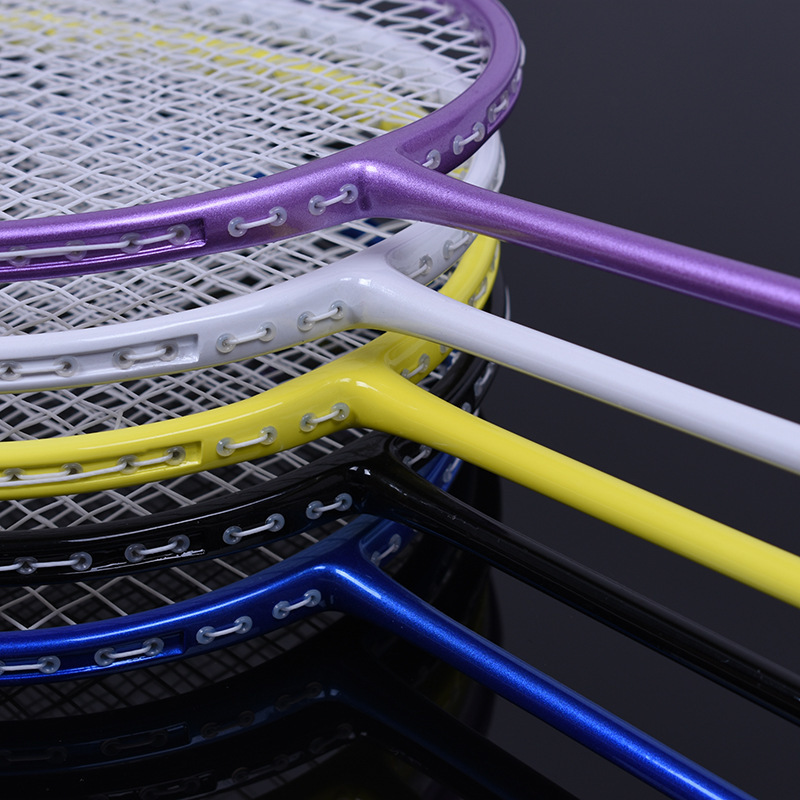 1 Pc 3U Training Badminton Racket Offensive And Defensive Racket