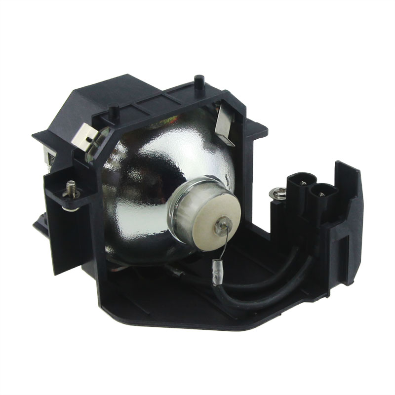 ELPLP33 Replacement Lamp with housing for Epson EMP S3 / EMP S3L / EMP TWD3 / Moviemate 25 / Moviemate 30S / Moviemate 30S Plus elplp33 v13h010l33 for epson replacement projector lamp with housing emp tw20 emp twd1 emp s3 emp twd3 emp tw20h