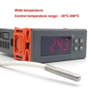 250v 30A Oven Temperature Controller With Controlling Range 30 300 Degree