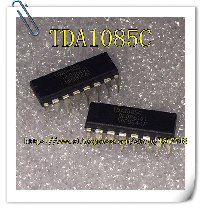 10pcs/lot TDA1085C electronic components IC integrated circuit chip