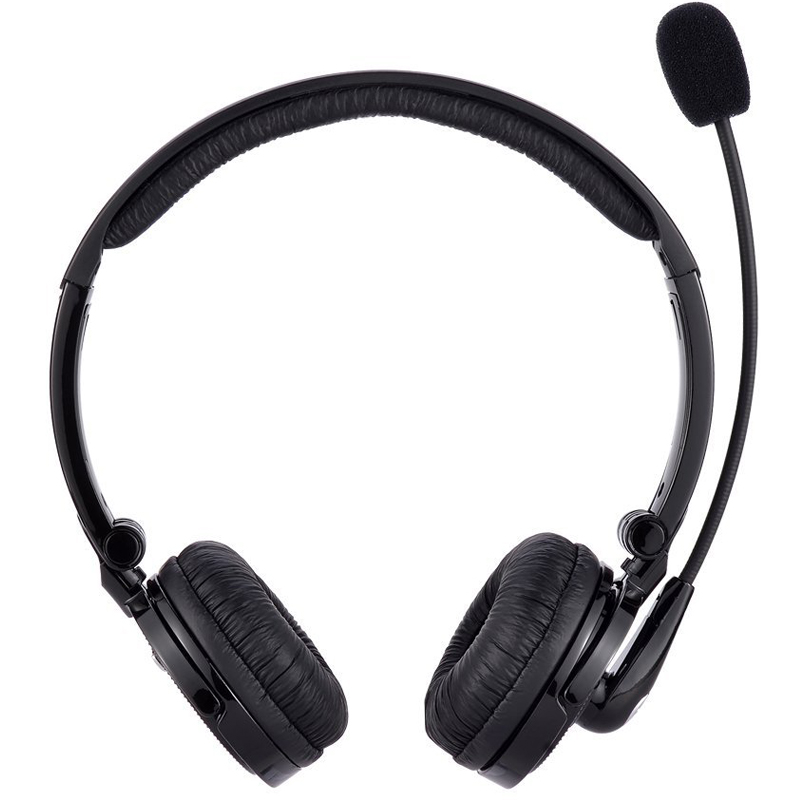Call Center Pc Giveet Trucker Bluetooth Headset With Noise Cancelling Microphone Telephone Mute Button For Cell Phone Skype Wireless Headset For Office Phone Kasharindia Com