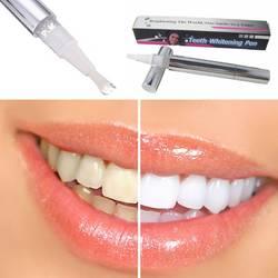 Популярные белые отбеливание зубов ручка гель отбеливатель удалить пятна гигиена полости рта горячая распродажа