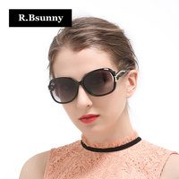 R Bsunny Fashion Sunglasses Women Luxury Brand Designer Vintage Sun Glasses Female Shades Big Frame Style