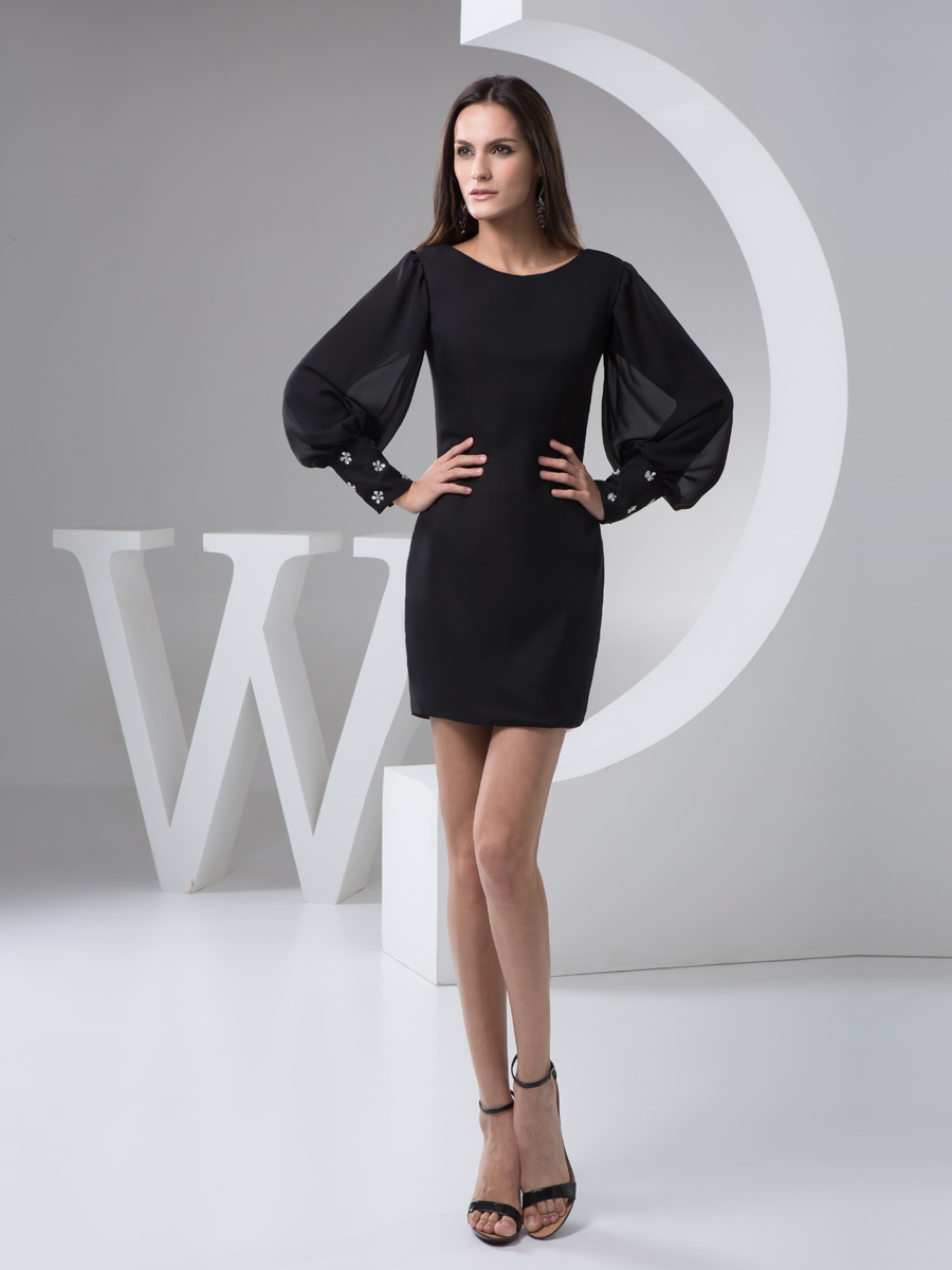 Popular Long Sleeve Cocktail Dresses under $100-Buy Cheap Long ...