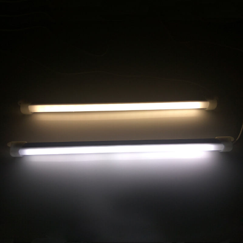 1PCS DC 5V Portable USB LED lamp Tube Rigid LED Strip Hard Bar lights For Night Book Desk Reading lighting Bulb mini led usb bulb protable lighting computer desk lamp mobile power usb charging small night lights highlight led lamp spotlight