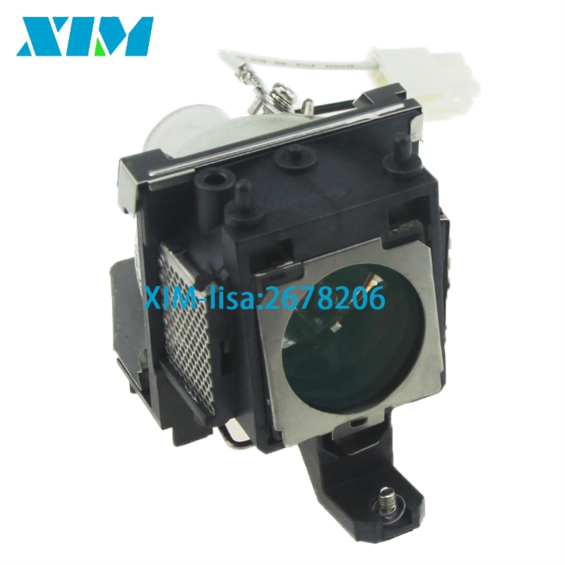 Xim-lisa Factory Brand NEW Replacement Projector Lamp with Housing 5J.J1S01.001 for BENQ MP620p/W100/MP610/MP610-B5A Projectors xim lisa lamps replacement projector lamp rlc 034 with housing for viewsonic pj551d pj551d 2 pj557d pj557dc pjd6220 projectors
