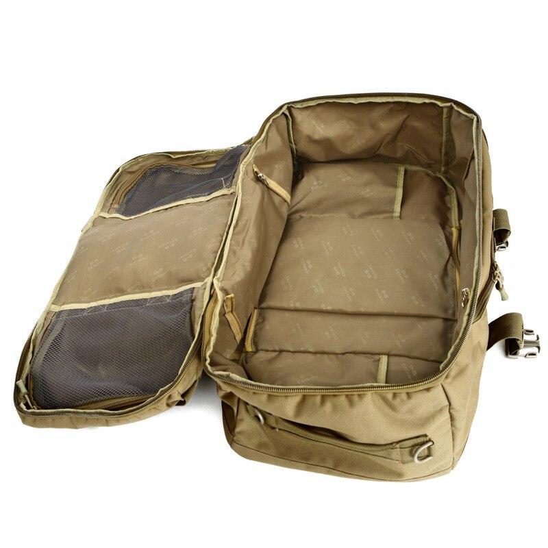 60L grande capacité militaire tactique sac à dos Sport de plein air sacs à dos hommes randonnée Camping chasse sac à dos voyage sac à dos - 4