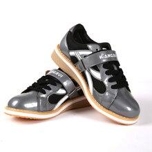 Профессиональный Вес подъема обуви приседания обучение кожаные Нескользящие Вес подъема Обувь