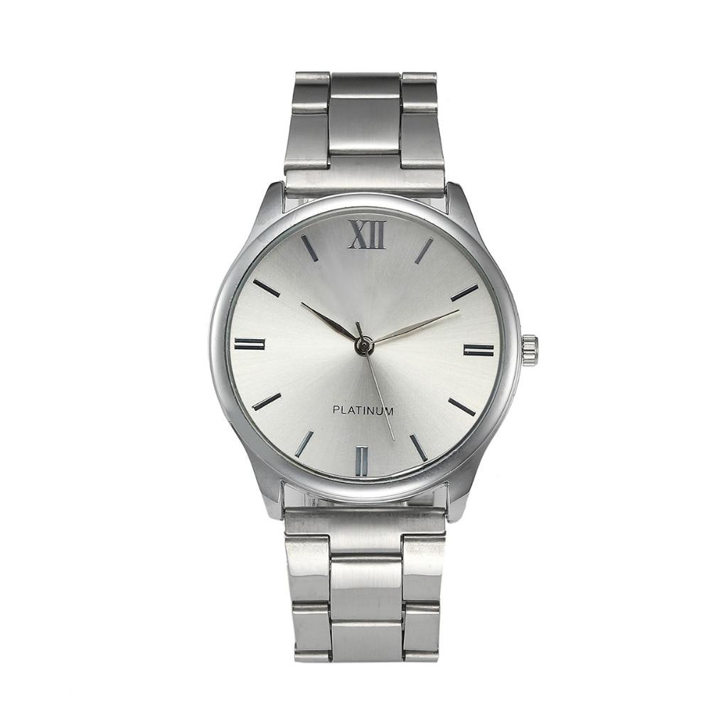Superior Fashion Men's Stainless Steel Quartz Wrist Watch Bracelet Relogio Masculino Reloj Hombre Nov 8*
