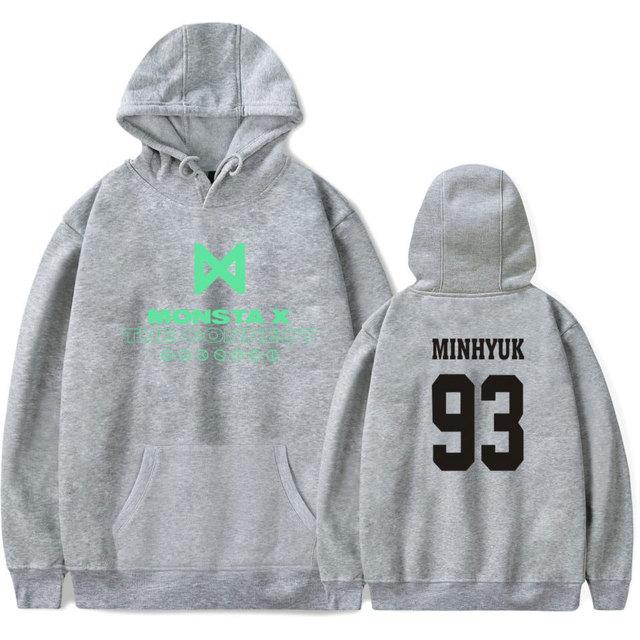 MONSTA X HOODIE (28 VARIAN)