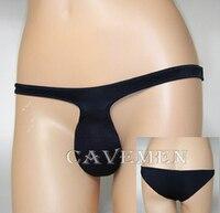 Pocket ei mannelijke slips * 2592 * sexy mannen lingerie t-back string g-string t broek korte underwear gratis verzending