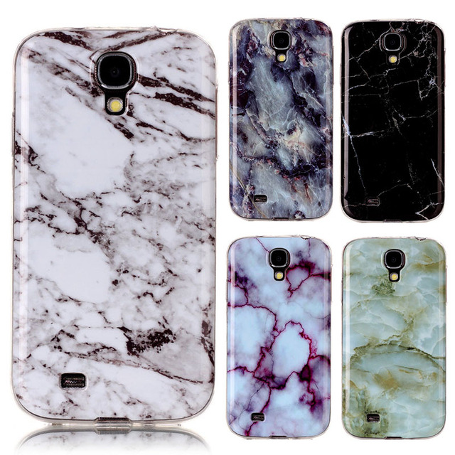 brand new b61f9 e7085 US $3.99 |For Samsung Galaxy S4 Case Marble Stone 3D Painting Soft Silicone  Cover Case For Samsung Galaxy S4 I9500 Fundas on Aliexpress.com | Alibaba  ...