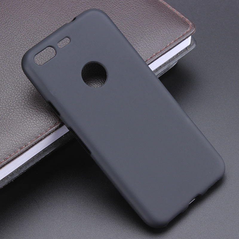 5Color Gel TPU Slim Soft Anti Skiding Case Back Cover For Google Pixel 5.0 Inches Mobile Phone Rubber Silicone Bag Coque Fundas