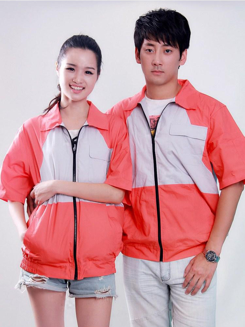 outdoor Cooling Air Condition Clothing Hot Enviroment Summer hot weather Clothing fishing high temperature working comfortable