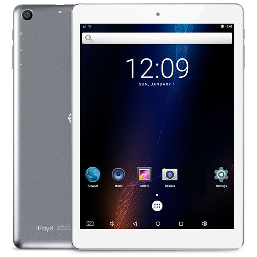ALLDOCUBE IPlay 8 Tablet PC 7.85 Inch Android 6.0 MTK8163 Quad Core 1024 x 768 1.3GHz 1GB RAM 16GB ROM Dual WiFi Tablets PC аврора бутон 10049 1b