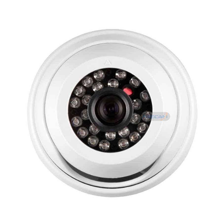 ASECAM Nieuwe HD H.265 IP Camera 1080 P IMX323 Veiligheid Kleine indoor wit Mini Dome CCTV Surveillance Onvif WebCam ipcam