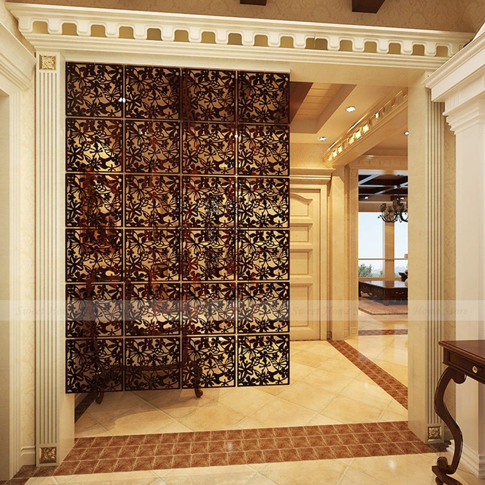 Popular decorative wall dividers buy cheap decorative wall for Cheap decorative screens