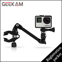 GEEKAM Music Jam Adjustable For Go Pro Instrument Guitar Music Mount Rotating Stage Camp For Gopro