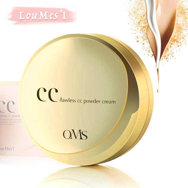 Loumesi easy to wear Air Cushion BB & CC Creams Mineral Makeup Matte Finish Concealer Whiteing Moisturizing Foundation DD Cream