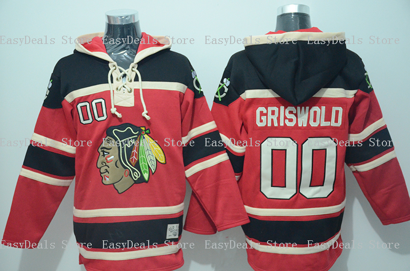 043ee9b6f Clark Griswold  00 Christmas Vacation Movie Hockey Jersey Stitched Men Ice  Hockey Jersey