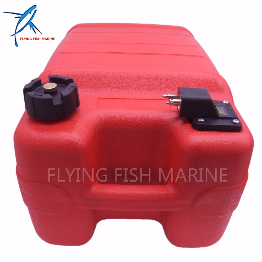 Boat Motor 24L Fuel Tank Assembly for Yamaha Outboard Engine with fuel cap and fuel gauge boat motor 24l fuel tank assembly for yamaha outboard engine with fuel cap and fuel gauge