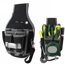 Электрический инструмент Мульти-карман сумка поясной ремень держатель плотник сумка электрика Инструменты держатель ремонт автомобиля ношение оборудования