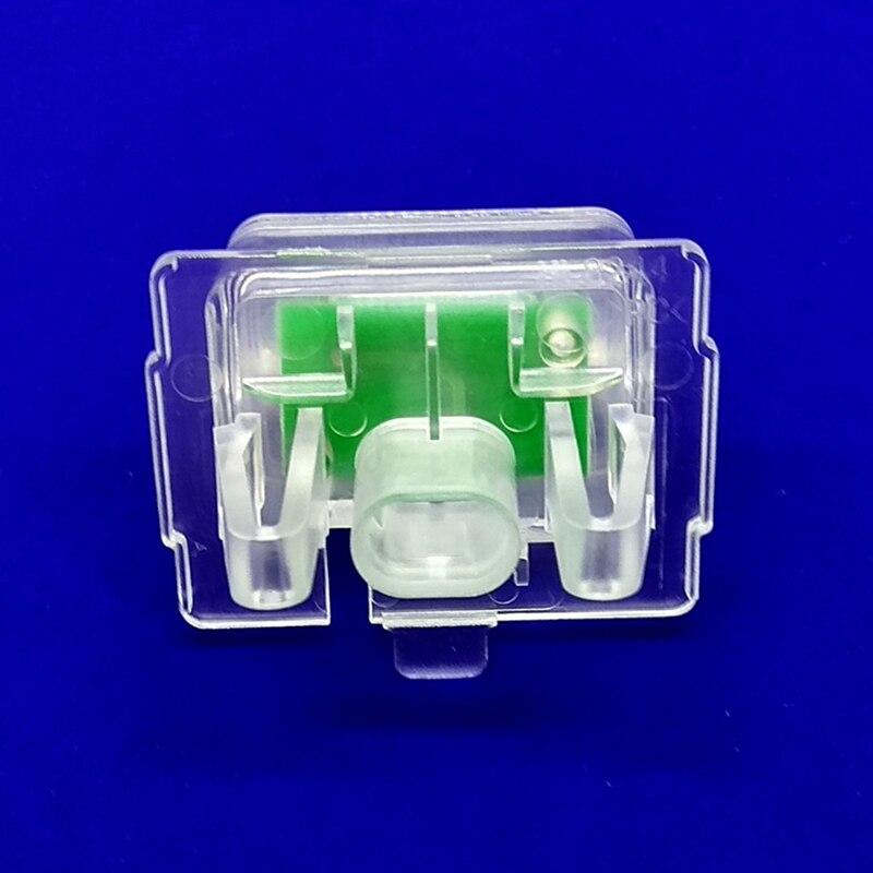 Car RearView Camera Bracket License Plate Lights Mount For