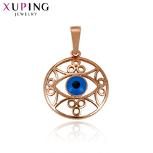 Xuping Fashion Luxury Eye Jewelry Pendant With Copper for Women Thanksgiving Gift High Quality Special Design 32839