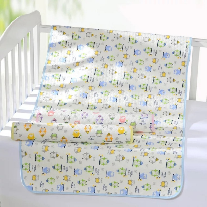 Baby Ecological Cotton Changing Pads Newborn Baby Changing Pad For Infant Child Bed Waterproof Changing Mat For Crib