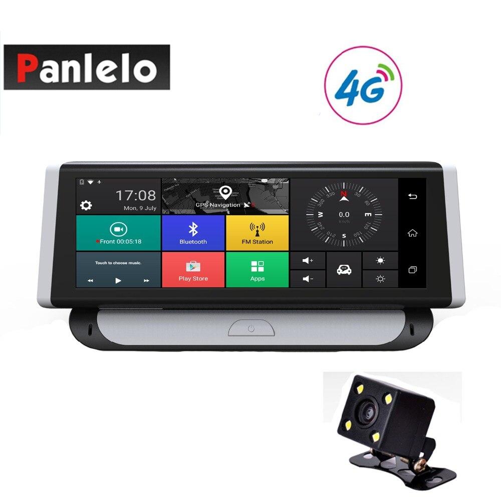 Автомобиль тире Камера видеорегистратор автомобиля gps навигации Сенсорный экран плеера для Android 3g/4 г Wi Fi Bluetooth заднего вида Cam g Сенсор 1080 P
