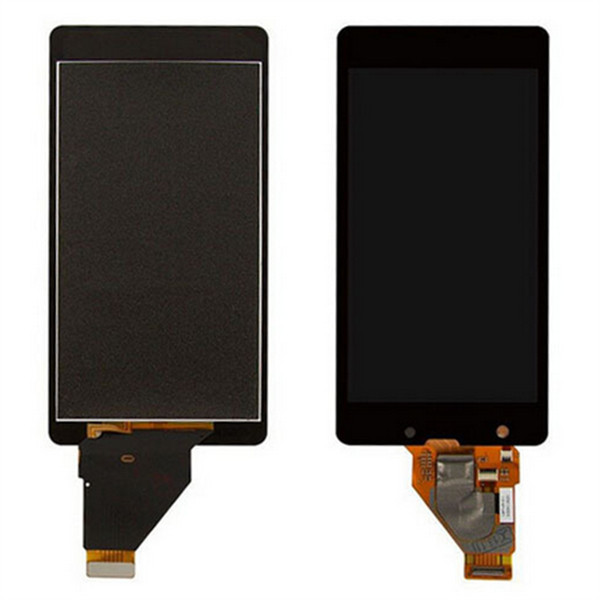 ФОТО 10pcs/lot LCD Display Screen touch Digitizer Assembly +FREE TOOLS For Sony Xperia ZR M36h M36 C5502 C5503