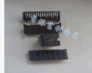 цена на 1934914-1 ITT 8 * 18 crimp straight male backplane connector