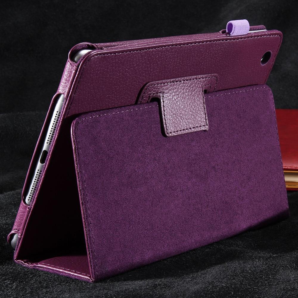 FLOVEME For iPad Mini Retro Luxury Wallet Flip Stand Leather Case for iPad Mini 1 2 3 Retina Fashion Full Protect Book Pad Cover