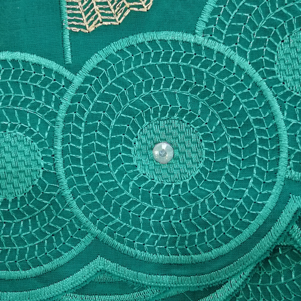 african-lace-fabric-green