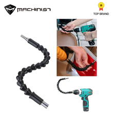 1pc 295mm bit holder flexible shaft drill screwdriver Electronics Drill Black Shaft Bits Extention Screwdriver Connect